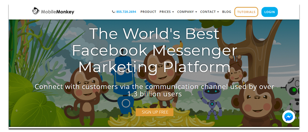 Mobilemonkey-Chatbots
