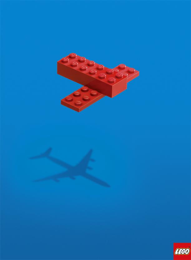 Advertising Lego
