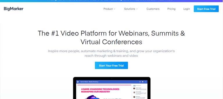 Virtual events platform-3