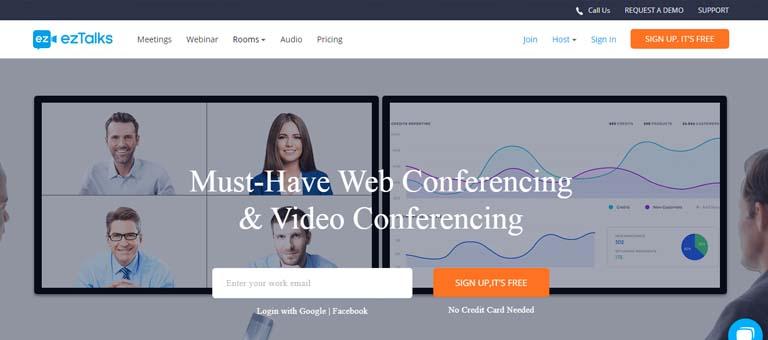 Virtual events platform-7