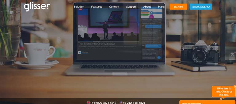 Virtual events platform-4