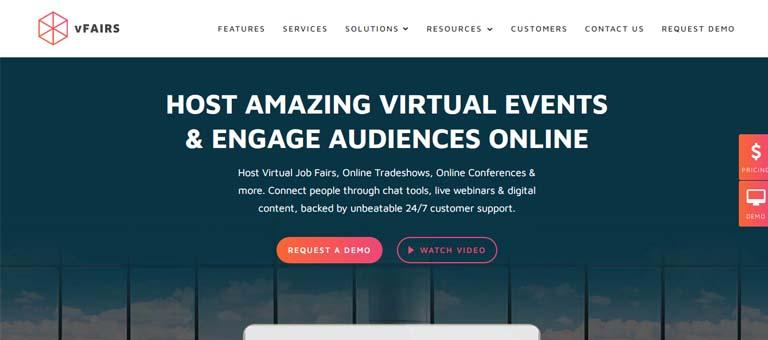 Virtual events platform-2